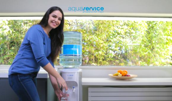 Dispensador de agua para casa