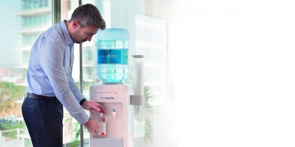 Empresa de agua para oficinas y domicilios, Aquaservice