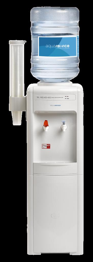 Dispensador de agua para empresa