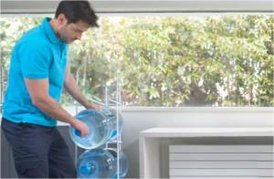 Agua en casa, con Aquaservice