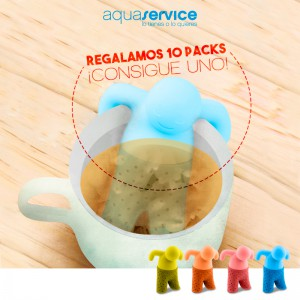 Sorteo Aquaservice Mr Tea