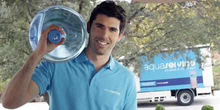 Servicio de agua a domicilio