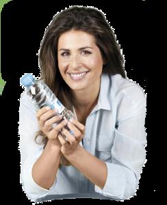agua para oficinas, formato mini