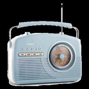 Así es la radio que Aquaservice regala
