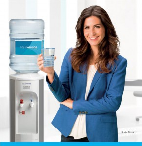 Agua para la oficina con Nuria Roca