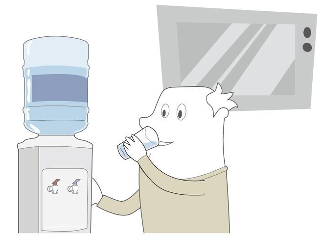 Prueba nuestro dispensador de agua fria de Aquaservice