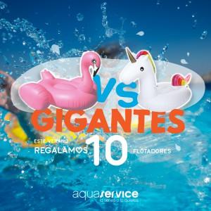 agua a domicilio aquaservice unicornio flamenco