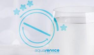 fuentes de agua fria