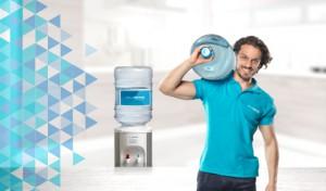 reparto de agua a domicilio aquaservice