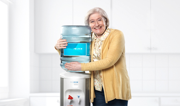 dispensador de agua domestico