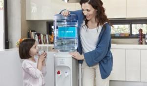 servicio de agua a domicilio familia aquaservice