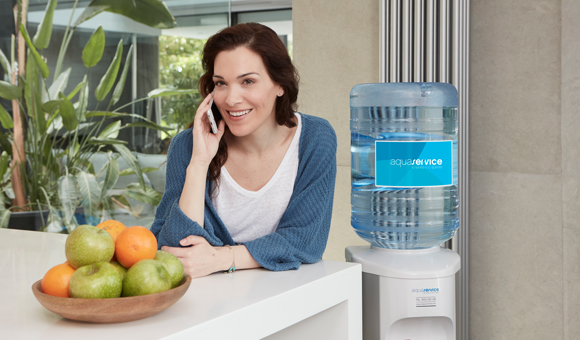 Dispensadores de agua fría y caliente