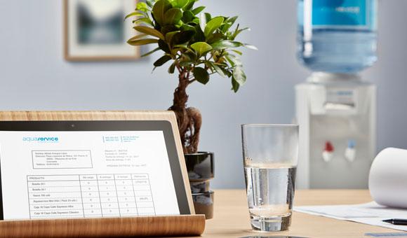 agua para empresas y oficinas