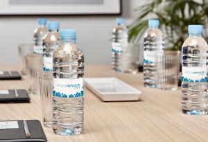 agua embotellada para oficinas