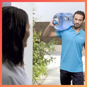Dispensadores de agua para casa con reparto