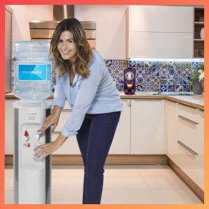 Dispensador de agua en tu cocina